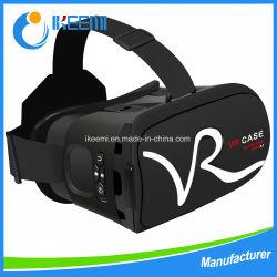 Nueva visión actualizada 2ª generación de caja de VR, Realidad Virtual de gafas 3D