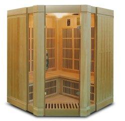 Infrarotsauerstoff-Therapie-Bad-Sauna-Raum für Person 3-4 (QD-SW3C)