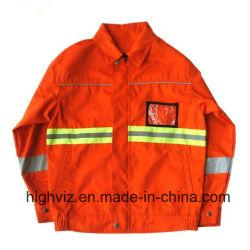 労働者の保護保安要員のための安全ジャケット