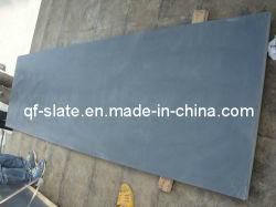 Lastre nere smerigliatrice naturali eccellenti dell'ardesia per la pavimentazione e la parete