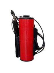 Extintor de Incêndio em mochilas com neblina de água