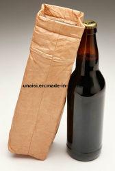 Reuseable Isolierungs-Kühlvorrichtung Tyvek Flaschen-Beutel für Wein-Champagne-Bier