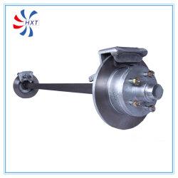 Aço inoxidável Mecânica do Eixo do Disco do travão do reboque
