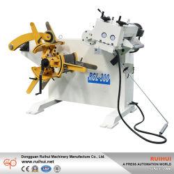 Гидравлический Uncoiler и выпрямитель для волос с помощью рычага и катушки зажигания автомобиля