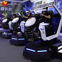 Привлекательные гоночный симулятор виртуальной реальности 9d-Vr игровые машины