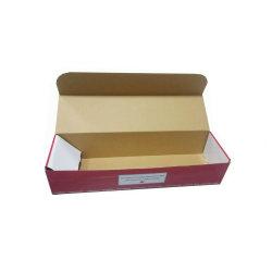 Diseño personalizado papel cartón de embalaje Caja de flujo de regalo de lujo