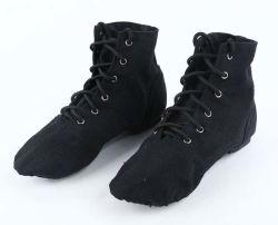 Высокая загрузка Canvasмягкий балет обувь Джаз обувь