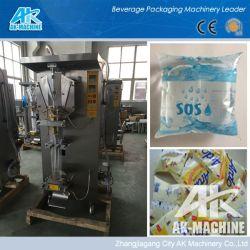Sachet Sac de Lait Jus d'eau liquide Pounch Prix de la machine de conditionnement d'étanchéité de remplissage
