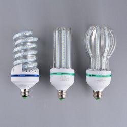 2700-7000K U タイプ CFL 9W E27 LED コーンライト