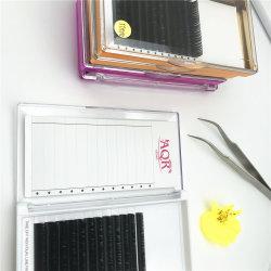 Digitare a capelli sintetici fatti a mano 0.03mm Dcurl le diverse estensioni del ciglio