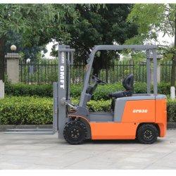 La batterie du chariot élévateur électrique Chariot élévateur à fourche 3tonne 3000kg avec batterie sans entretien