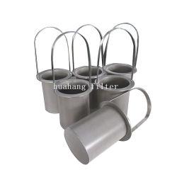 Пористая для изготовителей оборудования из нержавеющей стали металлокерамические сетчатый фильтр для фильтрации жидкости