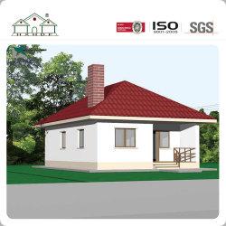 Mooie Vormgeving Prefab Lichte Staalconstructie Modulaire Villa/Behuizing