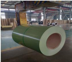 Dernière bobine en acier recouvert de couleur de l'importateur/PPGL PPGI/Feuille de toiture en métal/Tuile de fer/zinc pour une utilisation commerciale