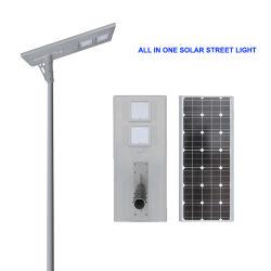 SMD стружки 5 лет гарантии на 30 Вт, 40 Вт, 50 Вт, 60 Вт, 80 Вт, 100 Вт Встроенный светодиодный индикатор солнечной улице лампа