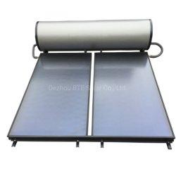Flache Platten-Sonnenkollektor-Solarwarmwasserbereiter mit intelligenten Controller-Systemen