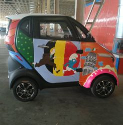2 automobile elettrica di energia EV di corsa della città del passeggero delle sedi nuova