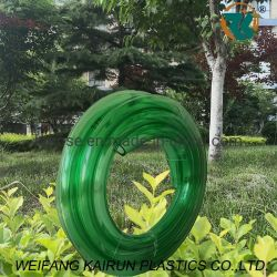 Geruchsfreies PVC klares transparentes, nicht wiederfokussiertes Wasserwaage-Schlauchrohr