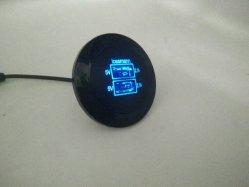 Adattatore dello zoccolo del caricatore dell'automobile del USB per la spina di CC del camion del bus del motociclo