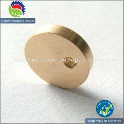 La precisión de piezas de latón de OEM Mini girando las piezas de mecanizado CNC de aluminio