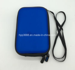 Kamera-Verpackungskiste PU-EVA mit zwei Reißverschluss-Abziehern