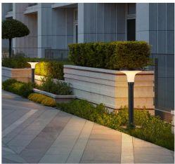 إضاءة على الحديقة الشمسية LED من الألومنيوم المصبوب في الهواء الطلق لإضاءة الحدائق