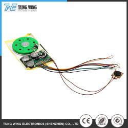 Gravação de som com design de chips de som IC de voz
