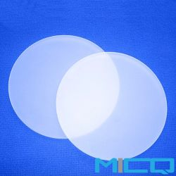 불투명한 주문을 받아서 만들어진 광학적인 Slica에 의하여 융합되는 Polished 석영 유리 접시 또는 Windows 또는 디스크