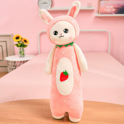 Groothandel Soft Lover Bunny Stuffed Promotion Gift Plush Toy