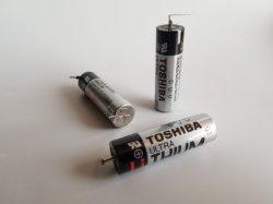 Neue und ursprüngliche Er6V/3.6V Lithium-Batterie mit dem Bein