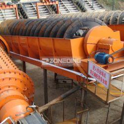 철광석/금광석/구리 광산업 장비 나선형 분류기
