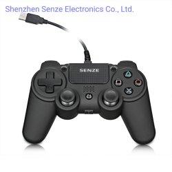 Senze Sz-4007W Wired joystick para jogos de vídeo para a PS4