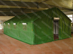 8.8X4.6m 대형 창고용 텐트/임시 사무실/군대 텐트