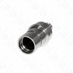 O motor do carro 50mm Carro Billet CNC Alumínio Base Bov soprar o adaptador da válvula de peças do motor Accessorie Automático