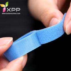 China Manufactory New Style nylon klittenband Terug naar achterhaak En loop tape