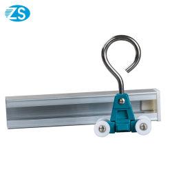 Universal New Style Azienda di sicurezza per la guida di tendaggi per l'uso in alluminio Pista a cortina ospedaliera
