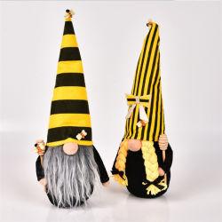 2021 Cute Bee фестиваль анонимных кукла оформление творческие формы пчеловодства праздник карлик кукла кукла орнаменты в День Матери День защиты детей подарок