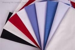 T/C 45*45 110*76 133*72 133*94polysterの綿ポプリンのあや織りのポケットまたはライニングまたはワイシャツまたはWorkwearの/Uniformファブリック