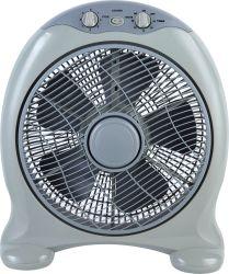 Hight calidad mejor Venta fábrica multifuncional DC 16 pulgadas oscilación Ventilador de caja para enfriar