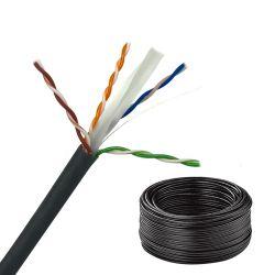 Cable de red de comunicaciones de alta calidad CAT6 para interiores UTP CAT6 LAN Cable