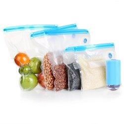 Pilha recarregável USB mini-agregado do sistema de vedação de vácuo automático Protetor de armazenamento de alimentos