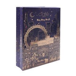 Kundenspezifischer Papppapier-Geschenk-Kasten für Chirstmas Jahreszeit-Aufkommen-Kalender