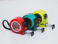 7.5m 컬러 투명 테이프 측정, 테이프 판촉 측정, 강철 테이프 측정 재료