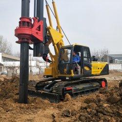 Personalizar la máquina de construcción de 30 m/sobre orugas hidráulica de la barra de Perforación Kelly giratorio utilizado para el pozo de agua/montón conducción //minero excavadora/ingeniería de construcción.