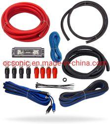 Amplificador de 4 Indicadores Kit de cables para instalación