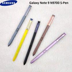 삼성 Galaxy Note 9용 스타일러스 S-펜 스크린 터치 펜 N9600 무기능 손으로 쓴 연필(Bluetooth가 없는 로고 포함