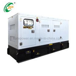 100kVA 200kVA 250kVA 300 kVA 500kVA insonorisées générateur diesel silencieux d'alimentation électrique