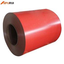 PVDF/PE pintados de color/recubierto bobina de aluminio/aluminio recubrimiento