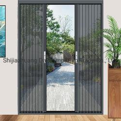 슬라이딩 리트라시블 패리스 도어 커튼(주름 포함)의 폴리에스테르 재질 높음 20mm