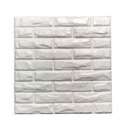 3D 벽면 껍질과 거실 침실 배경 벽 훈장을%s 지팡이 거품 벽지